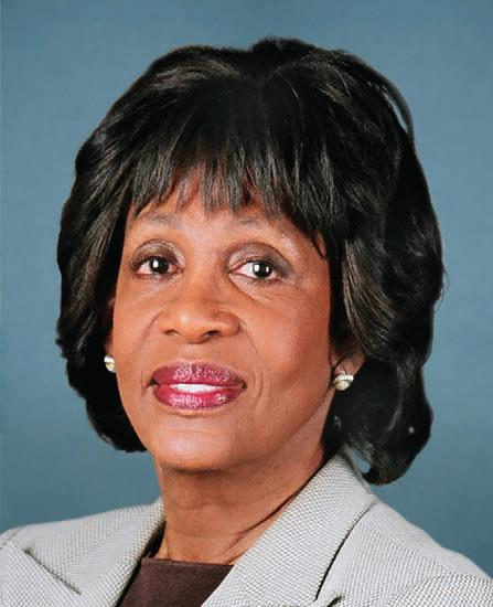 Maxine Waters, official